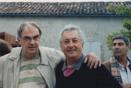 Avec Neveux et Drevet