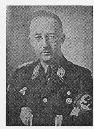 Portrait Himmler